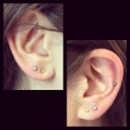 Lobes and Cartilage Piercings Watford