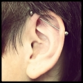 Scaffold Piercing St albans