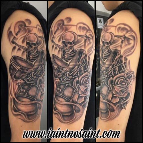 Tattoos by iaint nosaint hertfordshire tattoo artist for Tattoo shops in stl