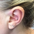 Conch Piercing Hertfordshire