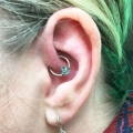 Daith Piercing South Hertfordshire