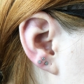 Triangle Lobe Piercing Hertfordshire