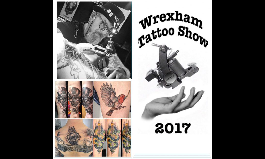 Wrexham Tattoo Convention 2017