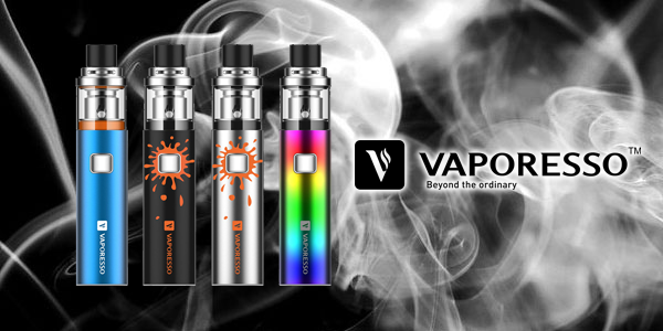 Vaporesso Veco Solo Kit now in stock!