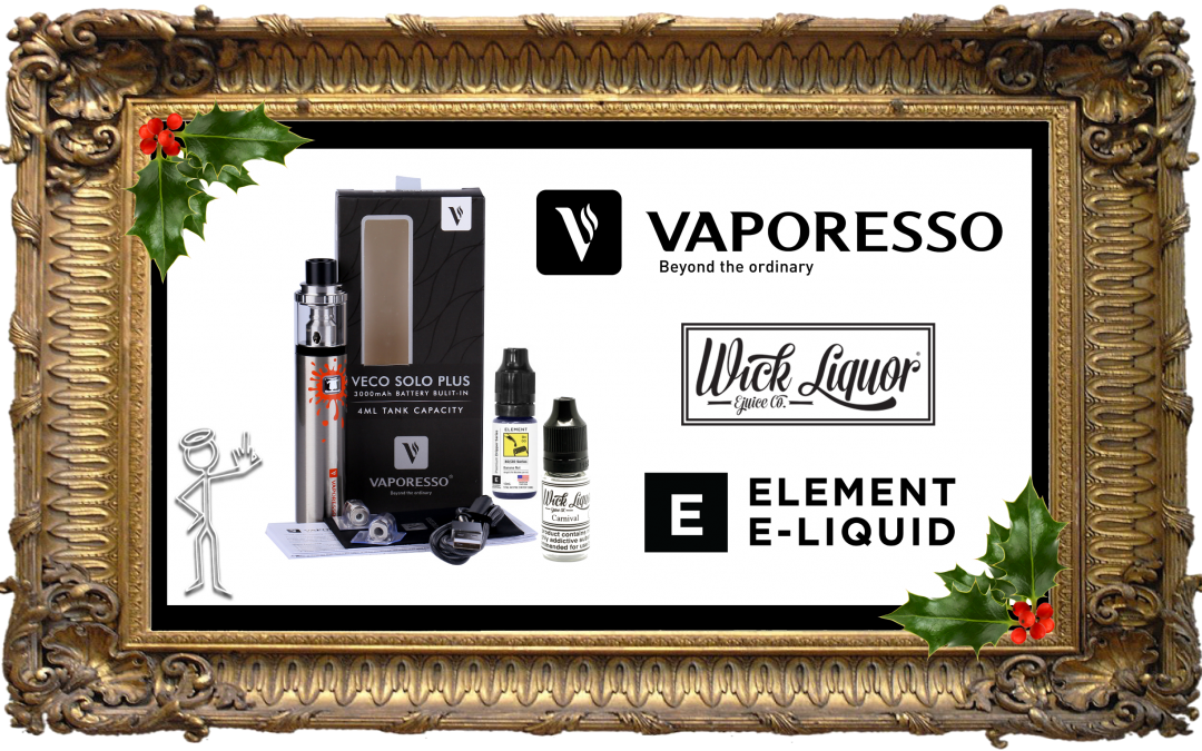 Christmas Vape Bundle Online only deal!