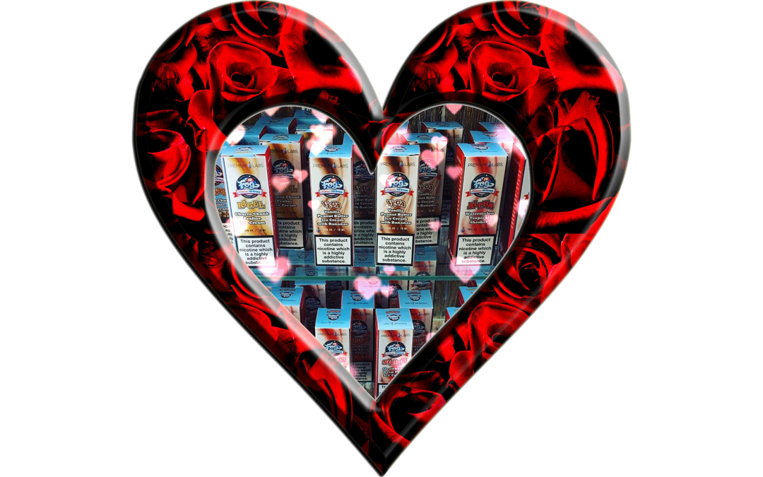 DECODED and Dr Fogs eJuice Valentines Special!