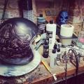 Custom Helmet Painter UK