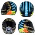 Bespoke Helmet Paint