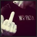 NO FILTER I AInt No Saint Streetwear TShirt