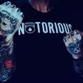 NOTORIOUS TShirt I Aint No SAint Streetwear