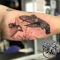 Realism tattoo artist hertfordshire