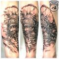 Roman Centurion tattoo
