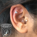 Outer Conch Piercing Hertfordshire