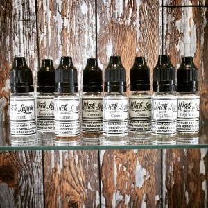 Wick Liquor ejuice
