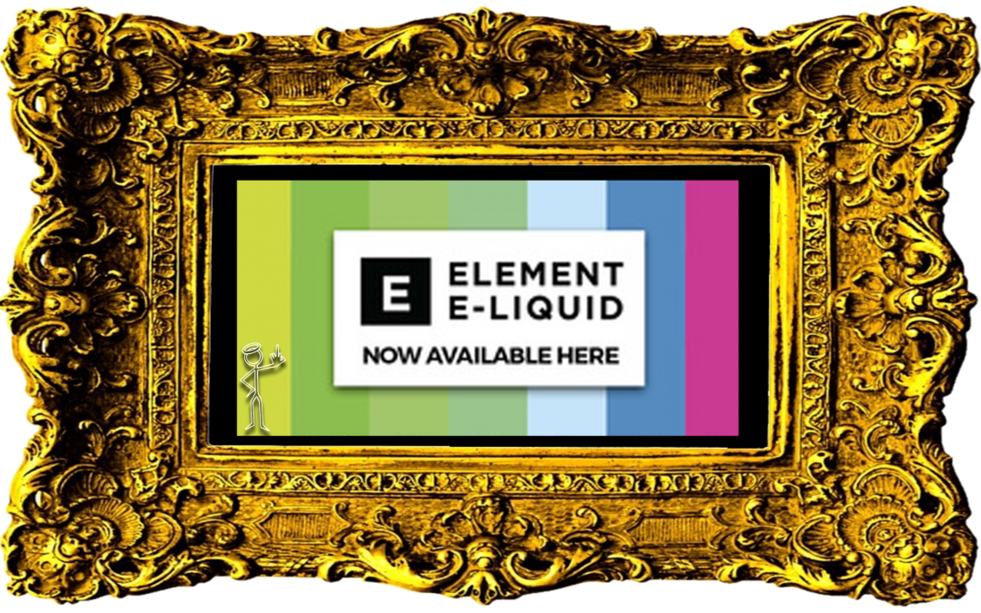 Element eLiquid available online now!