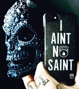 I Aint No Saint Streetwear Limited Edition iphone Case