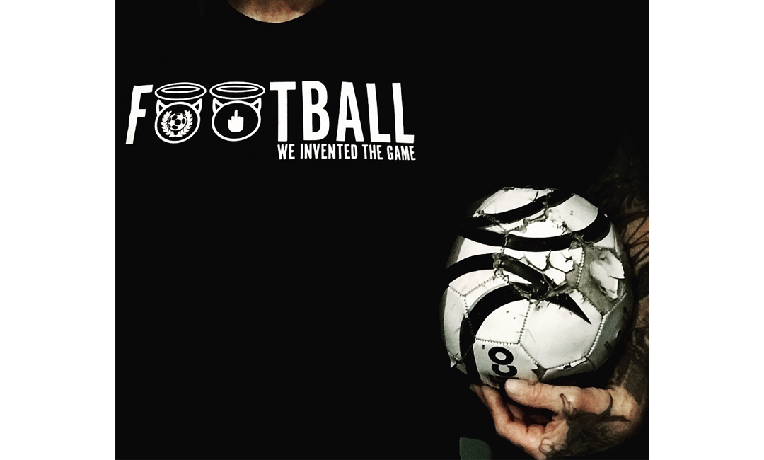 Celebrate the new season with a FOOTBALL TShirt